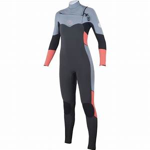 Height And Weight Chart For Women Over 40 Rip Curl Flash Bomb 4 3 Chest Zip Full Wetsuit Women 39 S