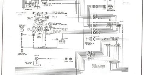 1981 Gmc Wiring Diagram by Free Auto Wiring Diagram 1981 1987 Chevrolet V8 Truck