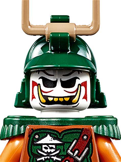 2016 LEGO Ninjago Characters