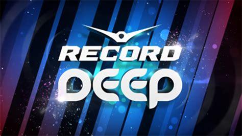 Record Deep  новый канал » Радио Рекорд  Эфир без