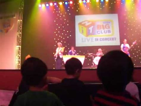 I Bid Live The Big Club Live In Concert From Dec 16 To 19
