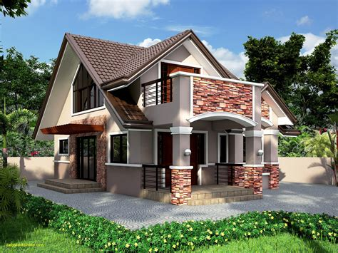 Bungalow House Designs With Attic