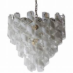 Murano Glass Chandelier Modern : mid century italian modern mazzega murano spiral glass chandelier for sale at 1stdibs ~ Sanjose-hotels-ca.com Haus und Dekorationen