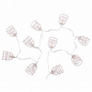 Guirlande Lumineuse Maison Du Monde : guirlande lumineuse cages alice maisons du monde ~ Teatrodelosmanantiales.com Idées de Décoration