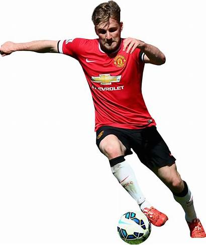 Football Player Manchester Soccer United Shaw Luke