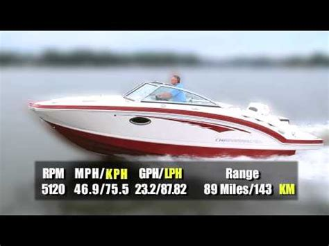 Chaparral Boats Vs Bayliner by Chaparral 216 Ssi 2011 Bowrider Boat Peformance Test An