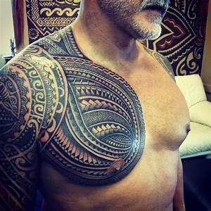 60+ Best Samoan Tattoo Designs & Meanings - Tribal