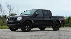 2018 Nissan Frontier Review 2018 nissan frontier midnight edition review lipstick on