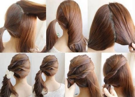 Easy To Do Hairstyles by Easy To Do Hairstyle