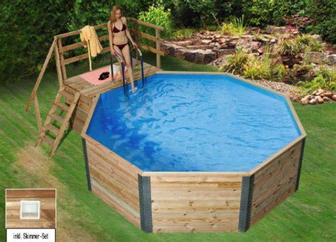 schwimmbecken aus holz holzpool weka korsika schwimmbecken aus holz ebay