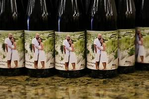 wine bottle wedding favors you make with custom labels With customized wine bottles wedding favors