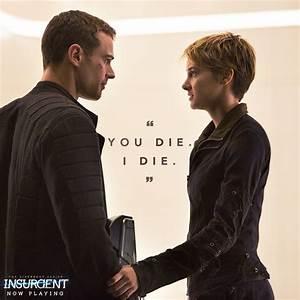 Tris and Four - Insurgent: The Movie Photo (38343642) - Fanpop