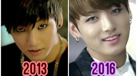 Bts Jungkook 정국 Evolution (20132016) #happyjkday16 Youtube