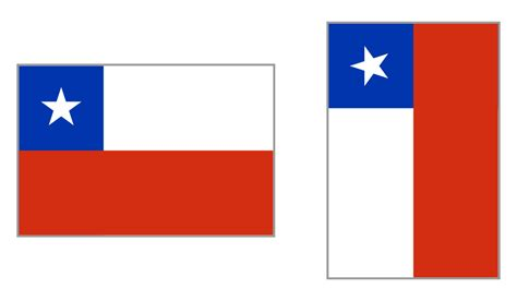 file flag of chile presentation svg wikimedia commons
