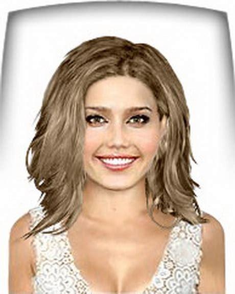 different haircuts for medium length hair