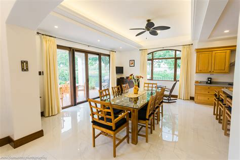The House At Fairway Drive  Dining Room  Interior Design