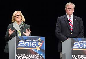 Pingree-Holbrook debate highlights stark differences on ...