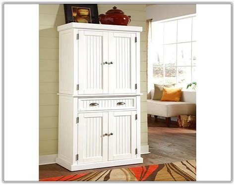 pantry cabinet white pantry cabinet lowes with linen