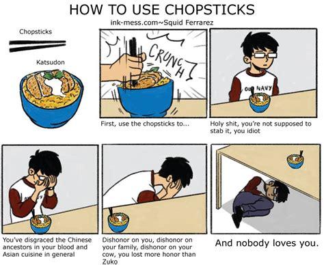 How To Make A Meme How To Use Chopsticks How To Make Sushi Your Meme