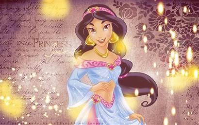 Jasmine Princess Disney Wallpapers Background Princesa Fanpop