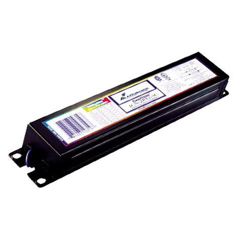 fluorescent light ballast replacement optanium 120 277 volt 4 l t8 instant start electronic