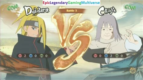 Epicnessunleashed On Twitter Battle Fight Naruto