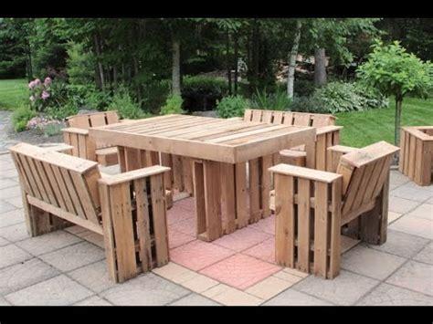 fabriquer chaise en bois fabriquer du mobilier de palettes cours en ligne avec denis fortin