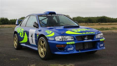 rally subaru colin mcrae s iconic wrc subaru for sale motoring research