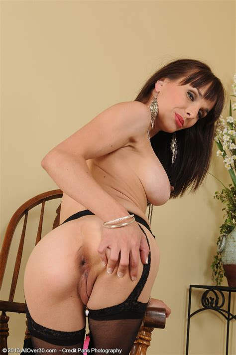 Classy MILF Cytherea Looking Smoking Hot In Pantyh