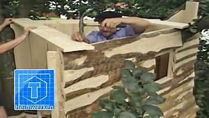 Baumhaus Bauen Bauanleitung : baumhaus selber bauen tooltown heim garten youtube ~ Michelbontemps.com Haus und Dekorationen