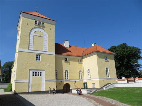 Ventspils Castle | The Livonian Order Castle also known as ...