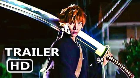 BLEACH Official Trailer (2018) Live Action Movie HD ...