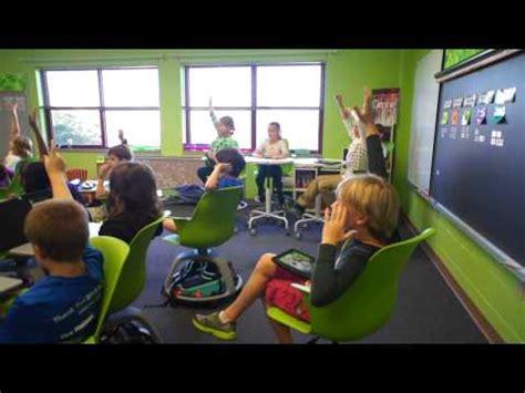 futuristic classroom furniture wayland high school s