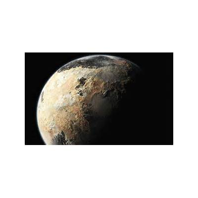 NASA releases photo of Pluto's north pole: Check it out