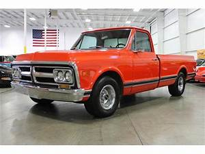 1970 Gmc Pickup - Information And Photos