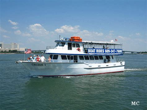 Fishing Boat Rentals Atlantic City by Gardner S Basin Atlantic City Nj