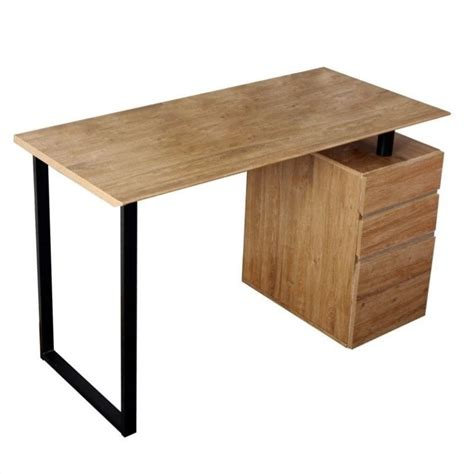 modern desk with drawers techni mobili w storage file cabinet pine computer desk