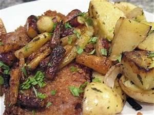 Garnitura de legume pentru friptura de porc