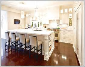 island for kitchen with stools kitchen island with bar stools home design ideas