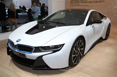 2014 Bmw I8 Priced At 6,625, Production Images