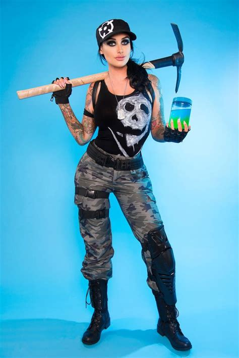 fortnite character cosplay latestgames pinterest