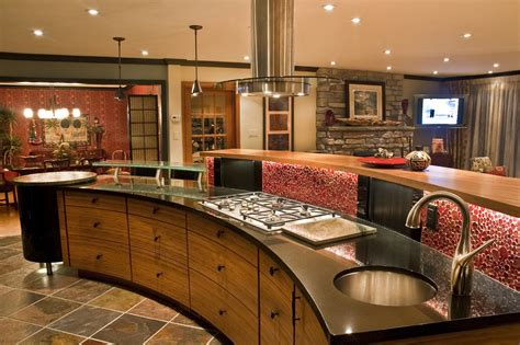 eclectic kitchen total living concepts