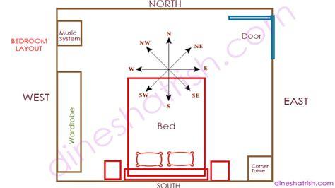 Bedroom Size Per Vastu by Sleeping Direction Bedroom Per Vastu Savae Org