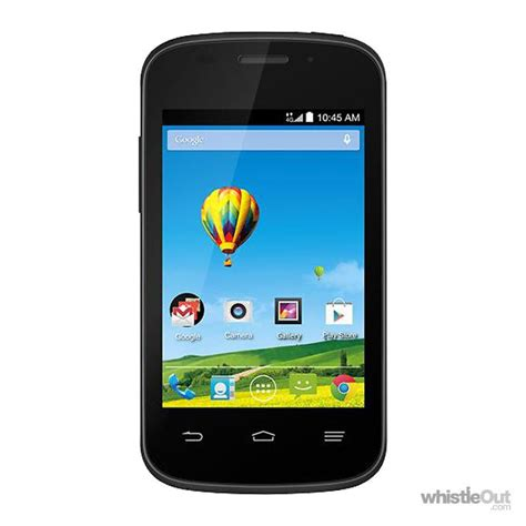 zte android phone brightspot zte zinger android smartphone brand new