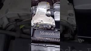 Mercedes C180 Essence : bruit de tremblements vibrations moteur essence 2 0 mercedes benz c180 youtube ~ Medecine-chirurgie-esthetiques.com Avis de Voitures