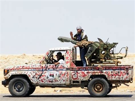 Which Truck Do The World's Terrorists And Militias Love