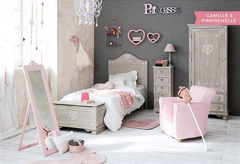 chambre fille maison du monde chambre fille déco styles inspiration maisons du monde
