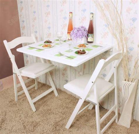 sobuy folding wall mounted drop leaf table desk wood
