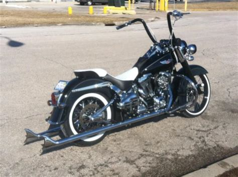Apes For Softail Deluxe