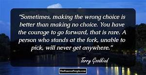 100 Famous Terr... Terry Goodkind Love Quotes